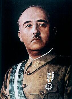¿Cuánto mide Francisco Franco? - Altura - Real height - medía Ffranco1