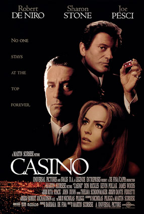 CINE DE MAFIA. Casino