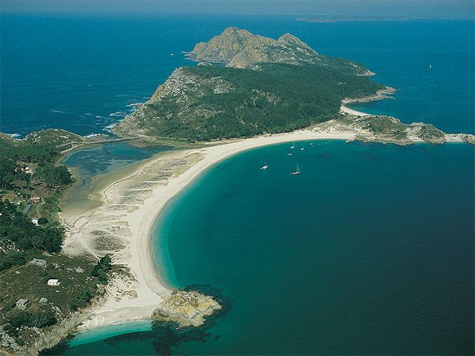La mejor playa del mundo ?? Playa-de-Rodas