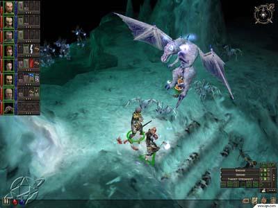 Dungeon Siege 2: Broken World Dungeon_siege1