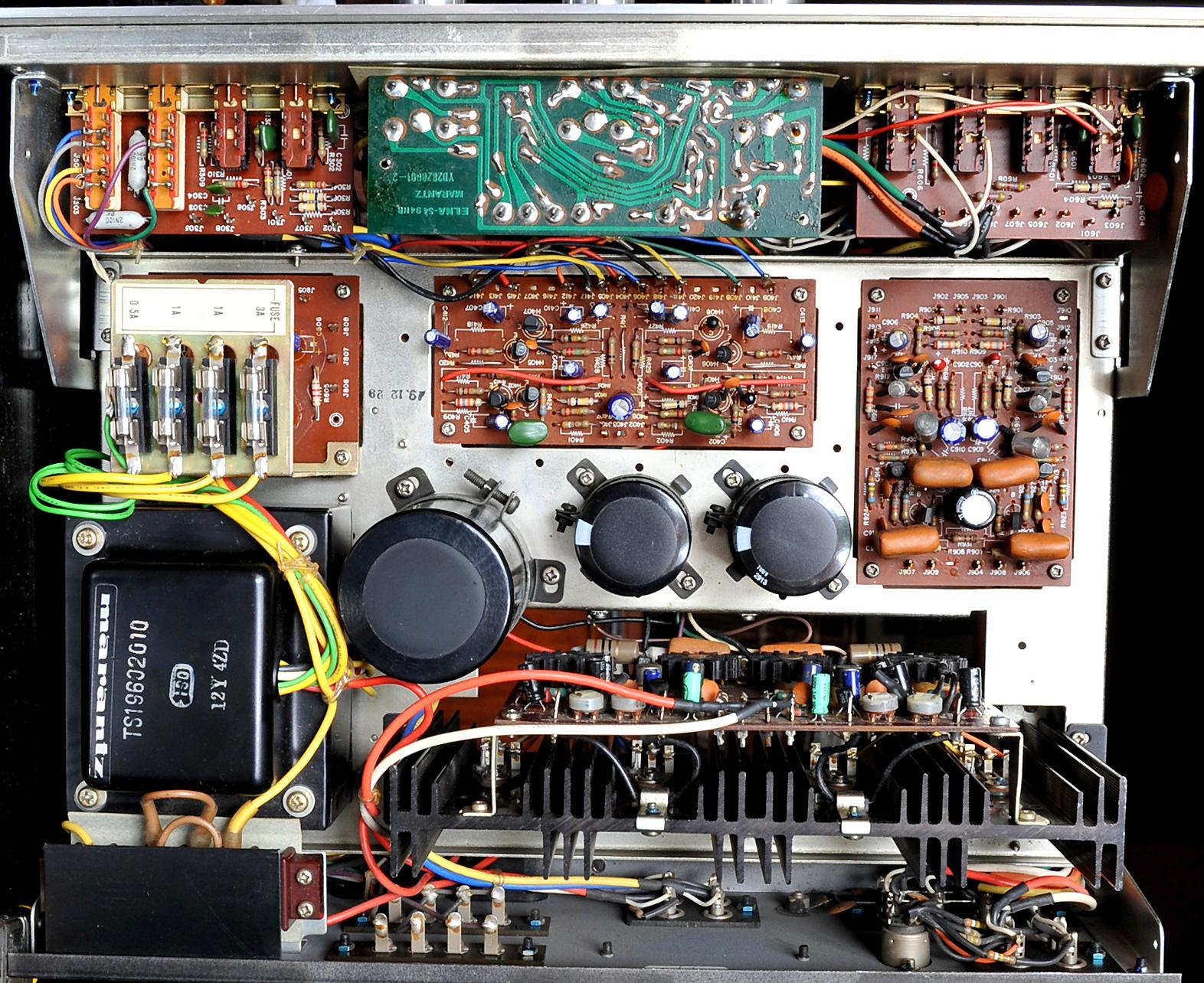 Yamaha A-S2100 - Page 2 Photo001a