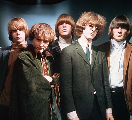 Ronnie Bird The-byrds-1965