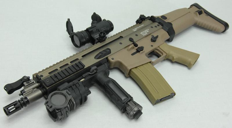 ابني جيشك الخاص بأي سلاح تريد  - صفحة 3 Scar-3