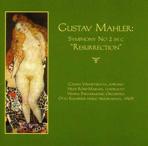 Mahler - 2è symphonie - Page 5 Klemperer-2.1963