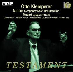 Mahler - 2è symphonie - Page 4 Klemperer-2.1965