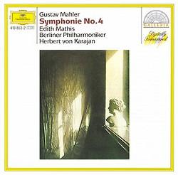 Discografía mahleriana básica (Cuarta Sinfonía) Karajan-4.1979