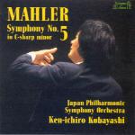Mahler- 5ème symphonie - Page 6 Kobayashi-5.1991