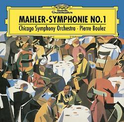 mahler - Gustav Mahler: 1ère symphonie Boulez-1