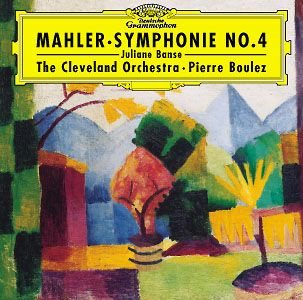 Mahler- 4ème symphonie Boulez-4