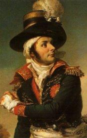 Charette chef Vendéen le plus connu ayant résisté aux Républicains Charette
