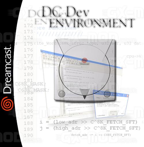 Installer l'environnement Cygwin / Kos pour Dreamcast 1