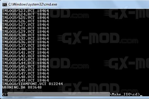 [SD-Card] Créer un iso compatible Dreamshell à partir d'un jeu original (GD-Rom) 20