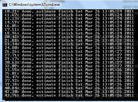 [SD-Card] Créer un iso compatible Dreamshell à partir des fichiers .cue ou .bin 4