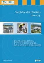 Effluents hospitaliers et stations d'épuration urbaines : résultats de quatre années de suivi, d'études et de recherches  S5vrg