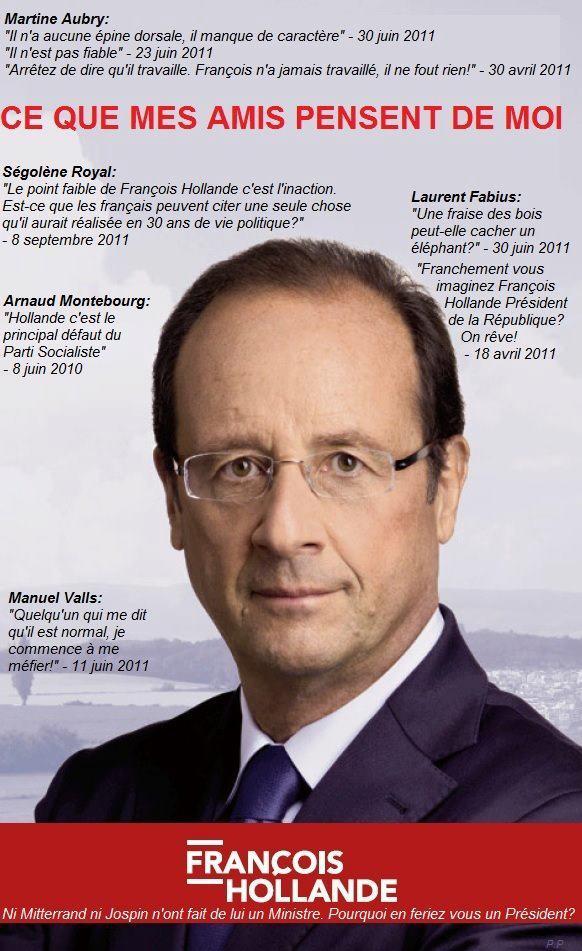 Monsieur François Hollande - Page 4 Hollande-amis