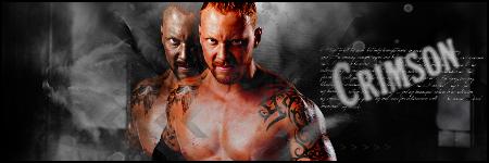 Crimson vs Brock Lesnar (1) Crimsonmcxn