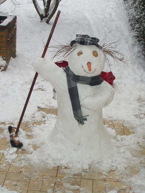 Ivre, il fait l'amour à un bonhomme de neige ! BonhommeDeNeige2005