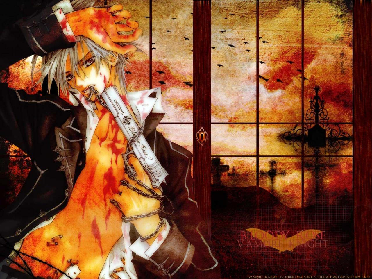 Vampire Knight *** Matsuri Hino*** Vampire_knight_38