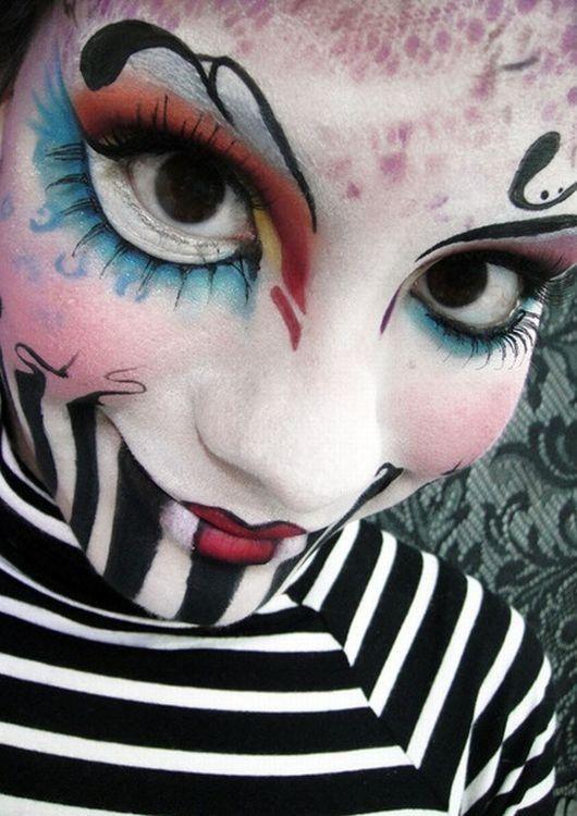 Les clowns  350fb4c8