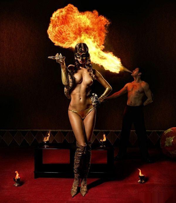 Le cirque ... 3dd4d986