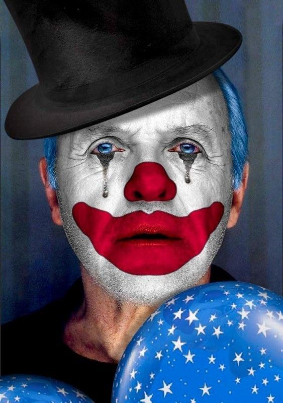 Les clowns  A25c1876