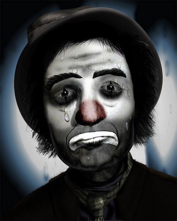 Les clowns  A7769085