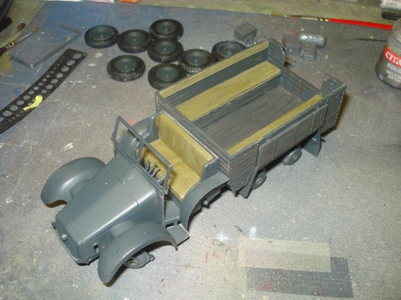 Krupp Protze - Tamiya 1/35 Krupp_protze_35th_build_13