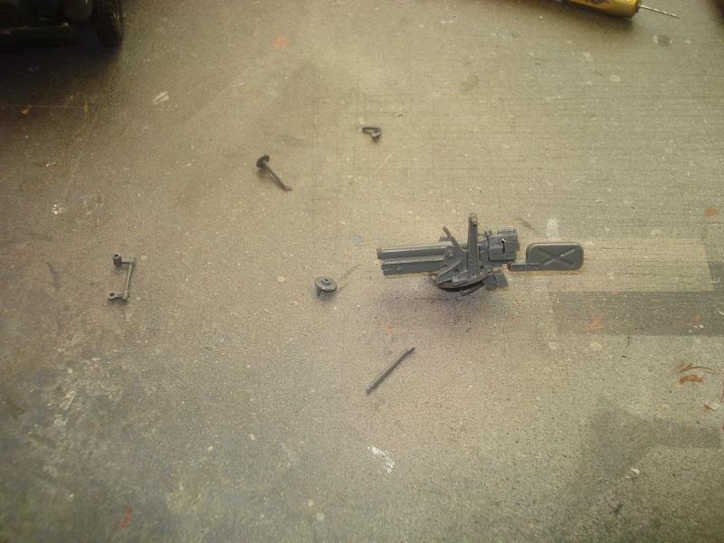Krupp Protze - Tamiya 1/35 37mm_pak35_35th_build_1