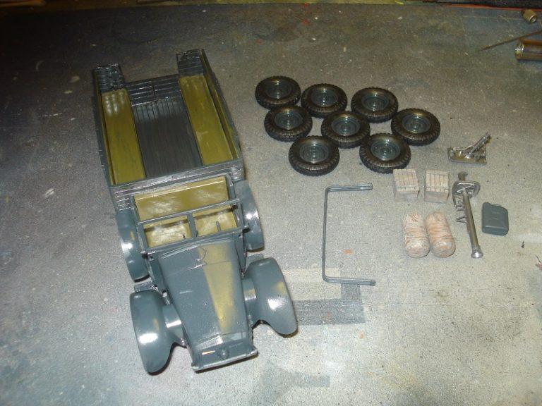 Krupp Protze - Tamiya 1/35 Krupp_protze_35th_build_14-768x576