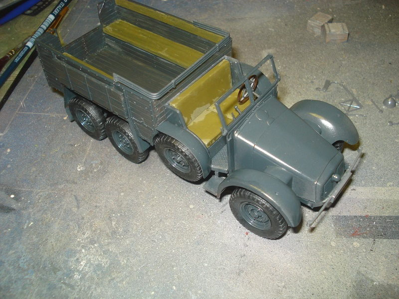 Krupp Protze - Tamiya 1/35 Krupp_protze_35th_build_15