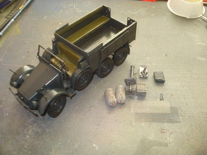 Krupp Protze - Tamiya 1/35 Krupp_protze_35th_build_16