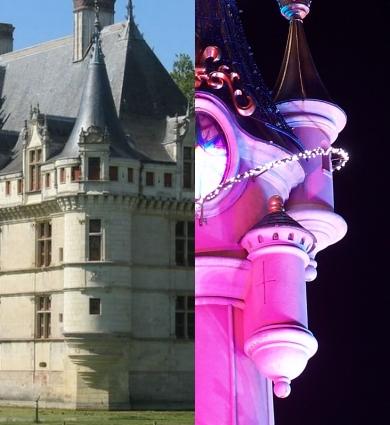 Le Château de La Belle au Bois Dormant - Page 2 Azay