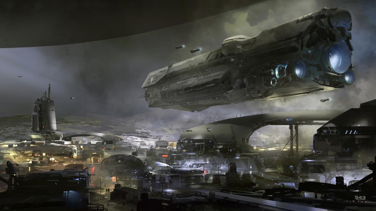 Concept Arts et Artworks de Halo 5: Guardians (GIF/PNG/Screenshots/Logo/Renders/Images/Halo5) Sparth_2560x1440