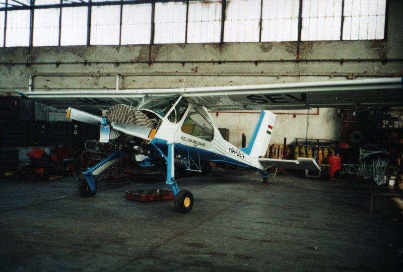 PZL-104 WILGA Hasev