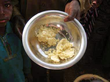 Масло ши (карите) Shea butter Shea19