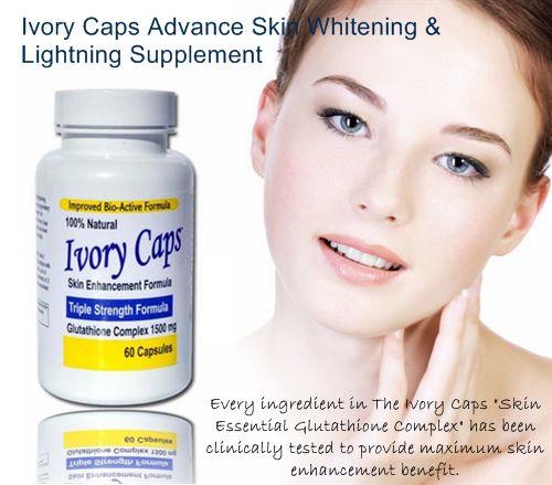 Sản phẩm cần bán: Ivory Caps viên uống Trắng Da Trị Nám Tàn Nhang Trang_da_ivory_glutathione_Complex
