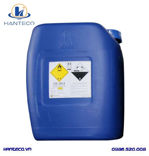 """Không thể ngờ công dụng oxy già lại """"ghê gớm"""" đến vậy Oxy-gia-hydrogen-peroxide-50-h2o2-su-dung-cho-ho-boi-1"""