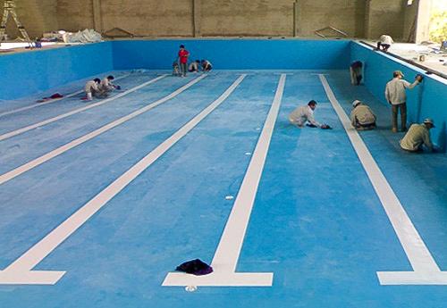 Bước trong quy trình chống thấm bể bơi cực kỳ quan trọng Chong-tham-be-boi-1