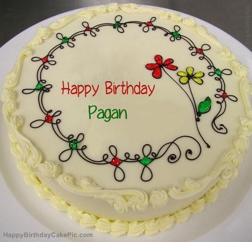 **SASSY** Birthday Wishes  Birthday-cake-for-Pagan