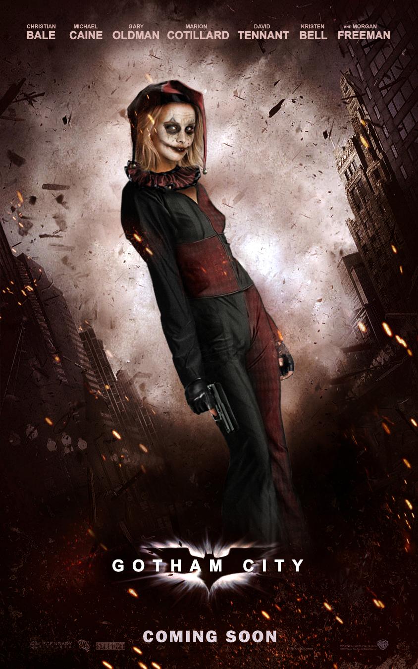 Hilo Oficial de Fan Arts de Cine y TV - Página 2 Batman_3_poster___harley_quinn_by_joshwmc
