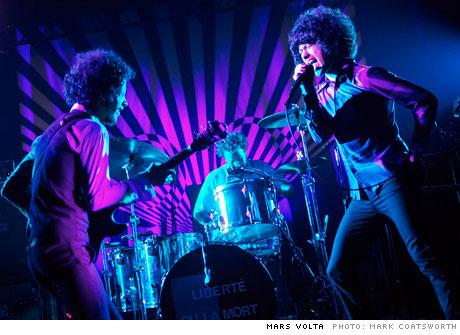 The Mars Volta (Groupe) Marsvolta