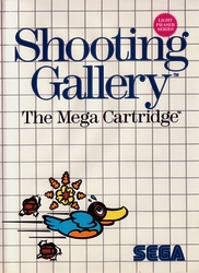 Nouveau Défi au Light Phaser : Shooting Gallery Sg