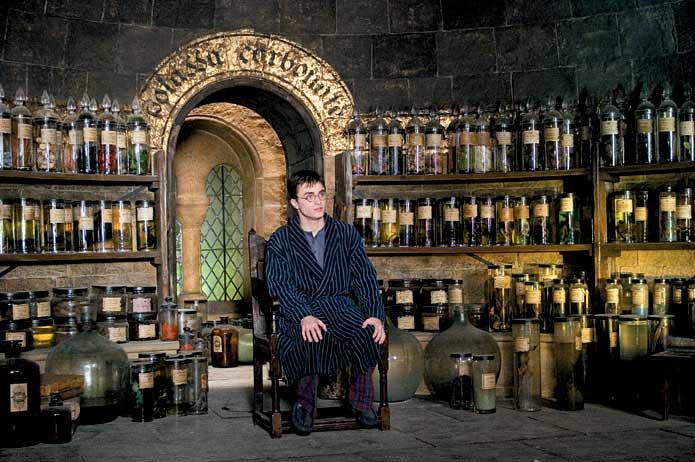Projet: Décor Harry Potter pour Hall d'entrée - Page 2 OffHP521