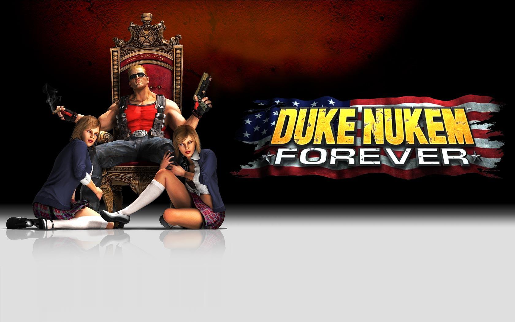 [Jeu vidéo] Votre Jeu vidéo du moment préféré ou/et TOP 10 ? - Page 4 Duke-nukem-forever-wallpaper-2