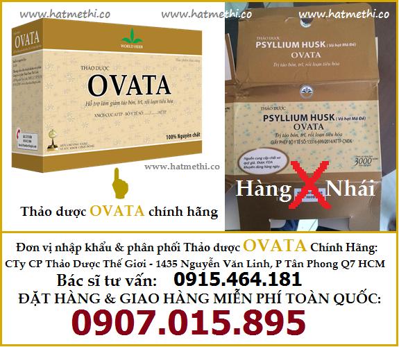 Thảo dược OVATA trị nhanh táo bón, trĩ, chống tái phát trĩ OVATA%20h%C3%A0ng%20nh%C3%A1i%201