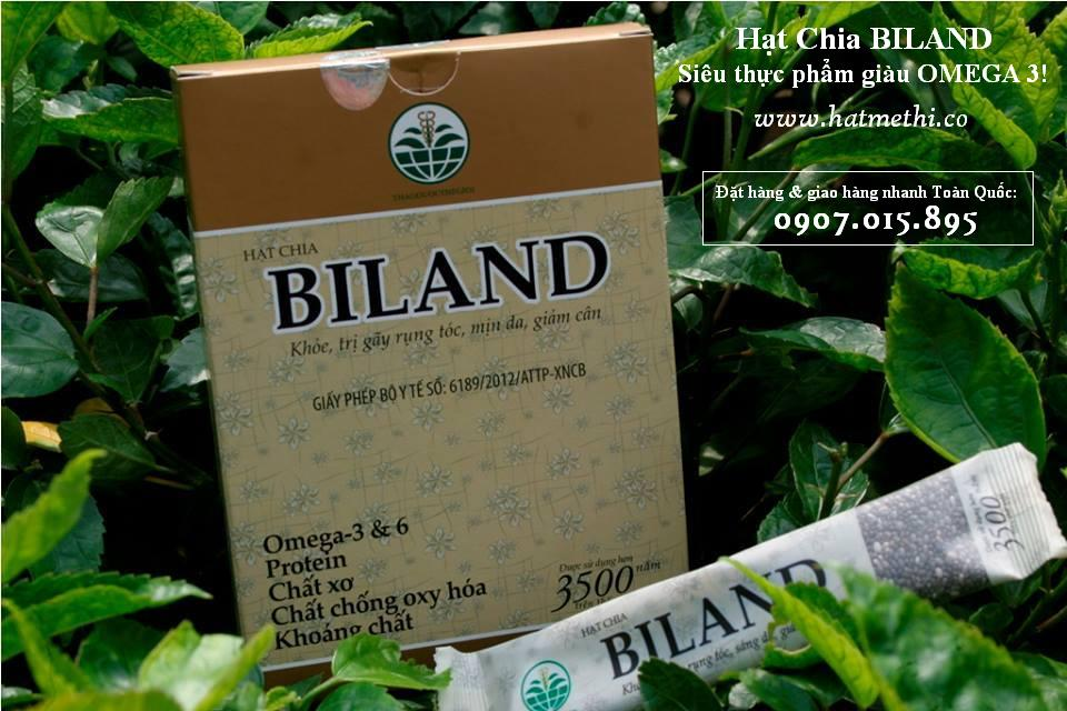 HẠT CHIA giúp mịn da, khỏe tóc, dáng thon, tăng cường sức khỏe Hat%20chia%20biland%20100gr