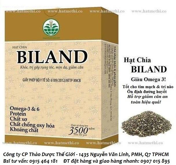 Hạt Chia Biland siêu thực phẩm giàu Omega 3 Hat%20chia%20biland%20giam%20can