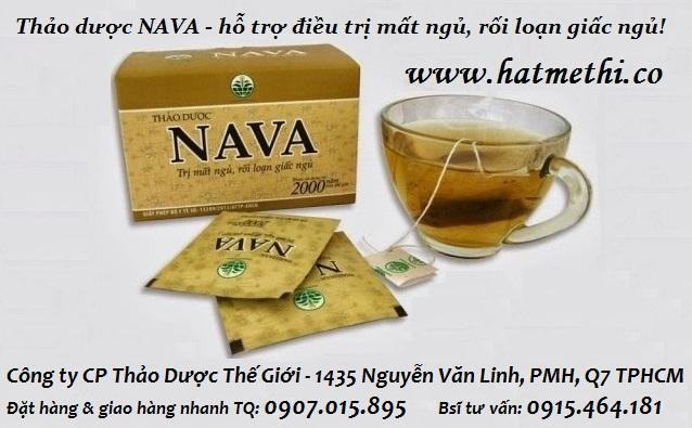 Thảo dược NAVA trị dứt điểm bệnh mất ngủ Tra%20thao%20duoc%20nava