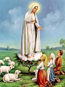 Niam Mab Liab Tshwm Sim nyob Fatima Our-lady-of-fatima