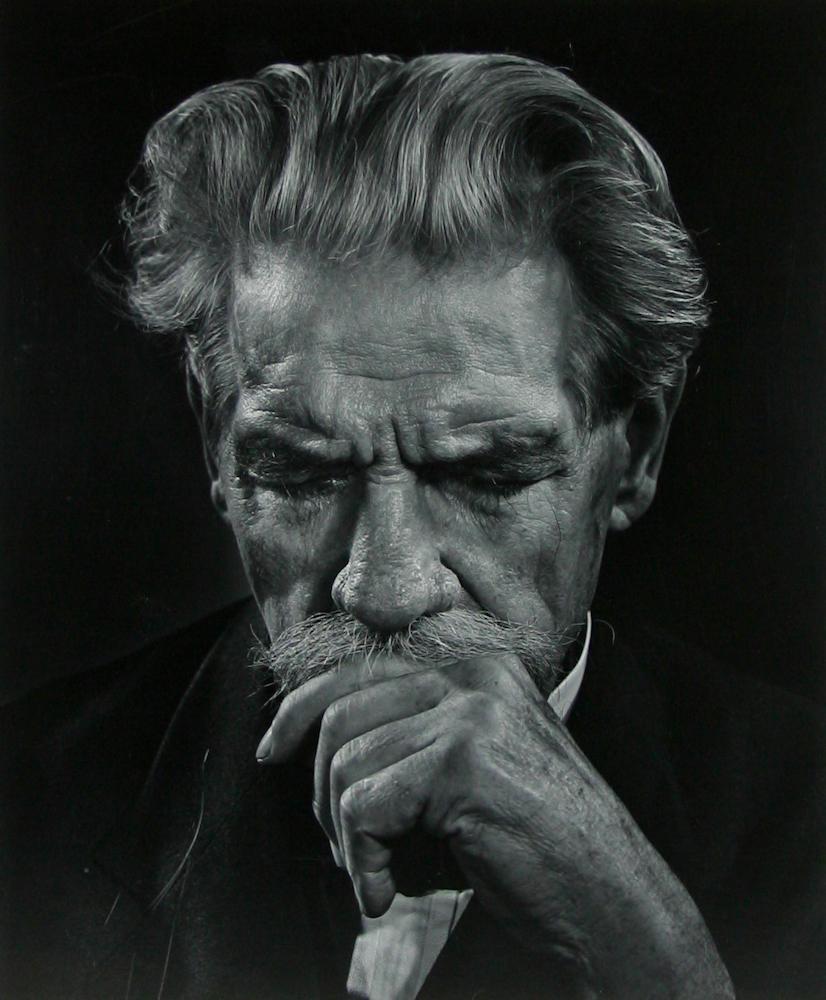Albert Schweizer - German physician, Nobel Peace Prize YourufKarsh-AlbertSchweitzer-large